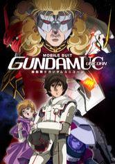Mobile Suit Gundam UC Netflix show - OnNetflix com au